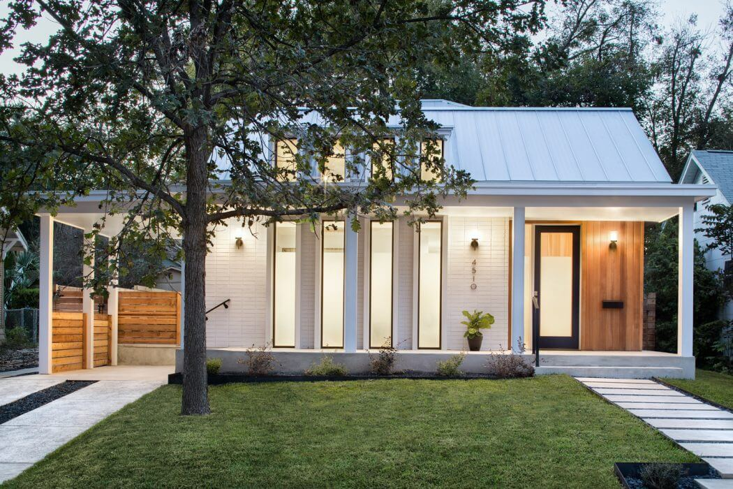 North Hyde Park Residence by Clark Richardson Architects