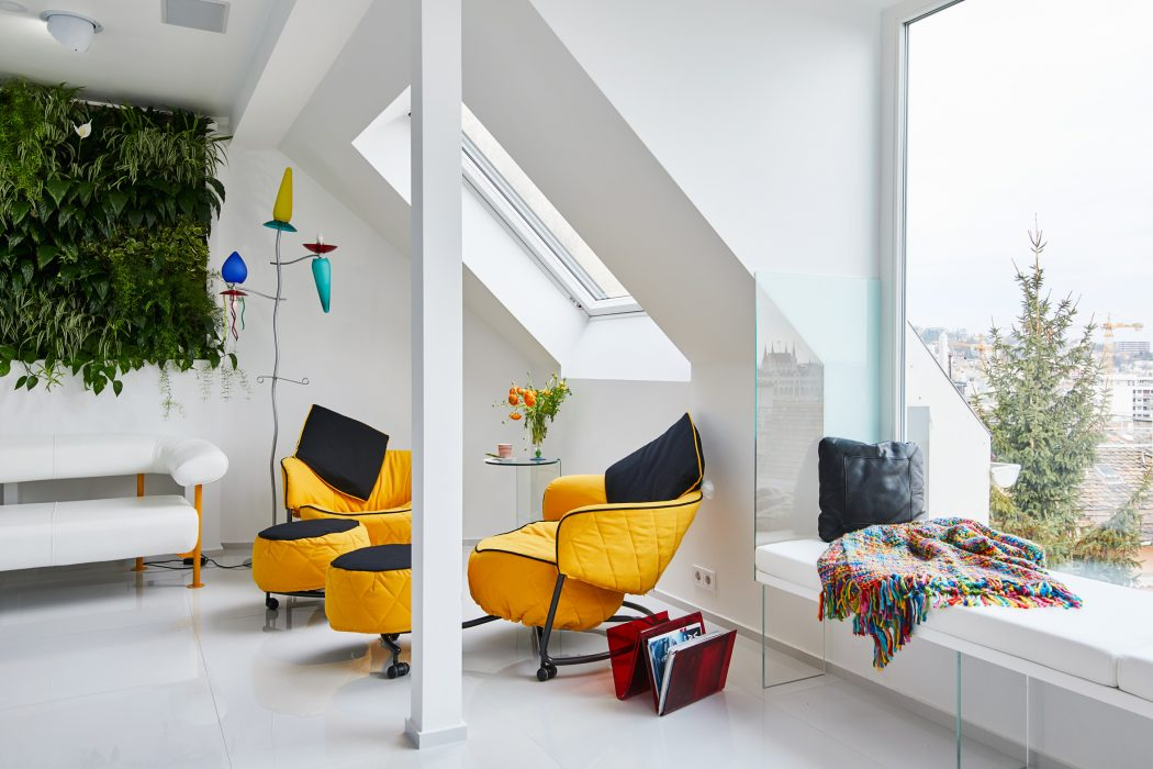 Apartment in Budapest by Margeza