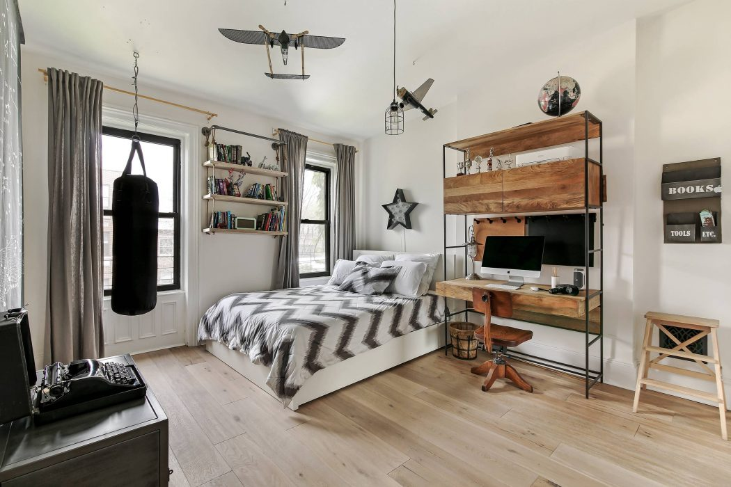 Townhouse Renovation by Studio Geiger Architecture