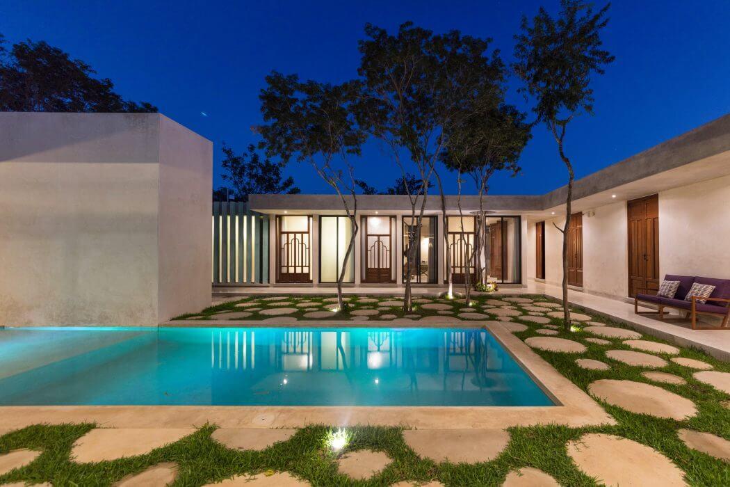 Casa Canto Cholul by Taller Estilo Arquitectura