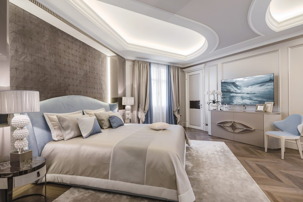 Elegant Luxury by NG-studio Interior Design