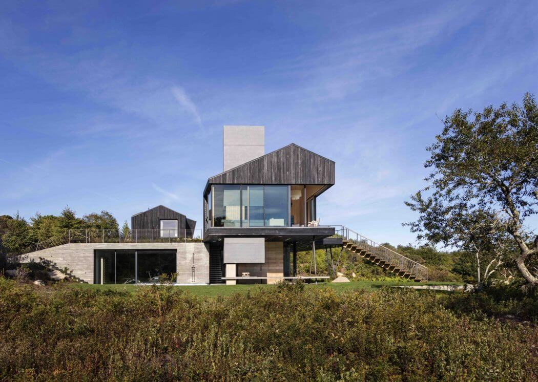 House in Chilmark by Gray Organschi Architecture - 1