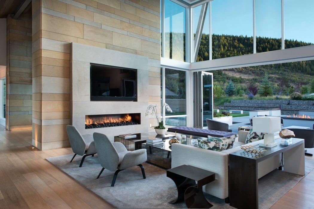 Park City Home by JamesThomas Interiors