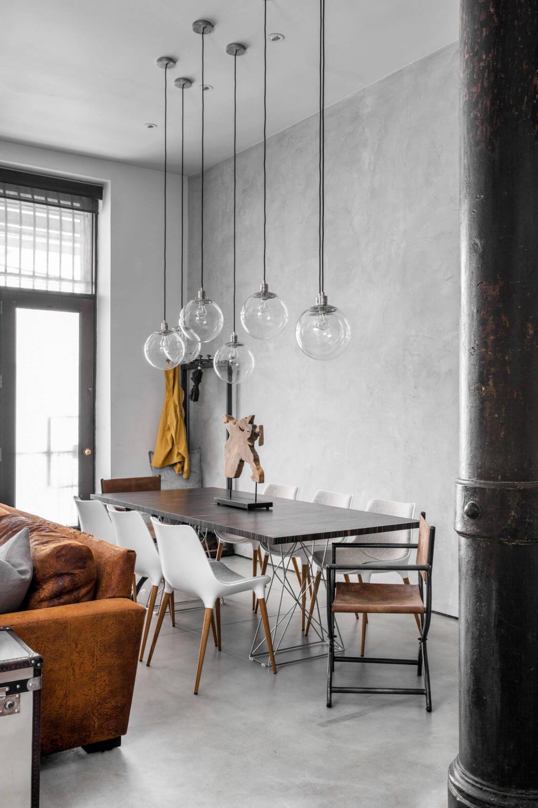 Loft By Design noho loftmotiani design | homeadore