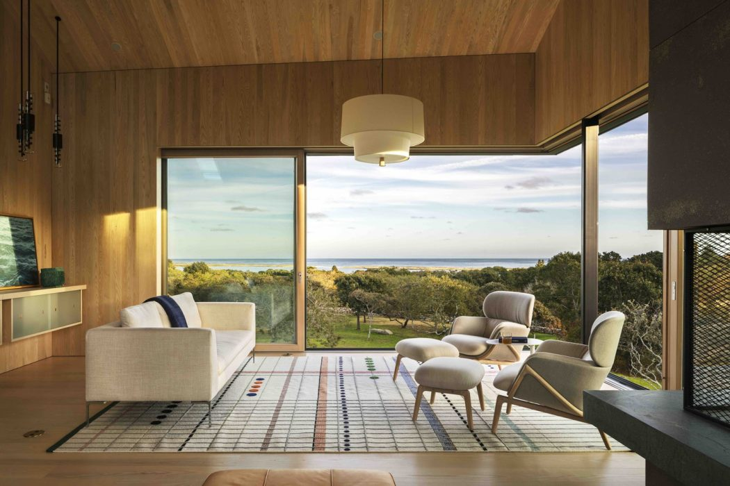 House in Chilmark by Gray Organschi Architecture