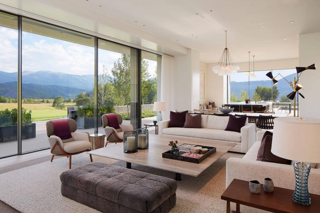 Mountain Home by Robbins Architecture