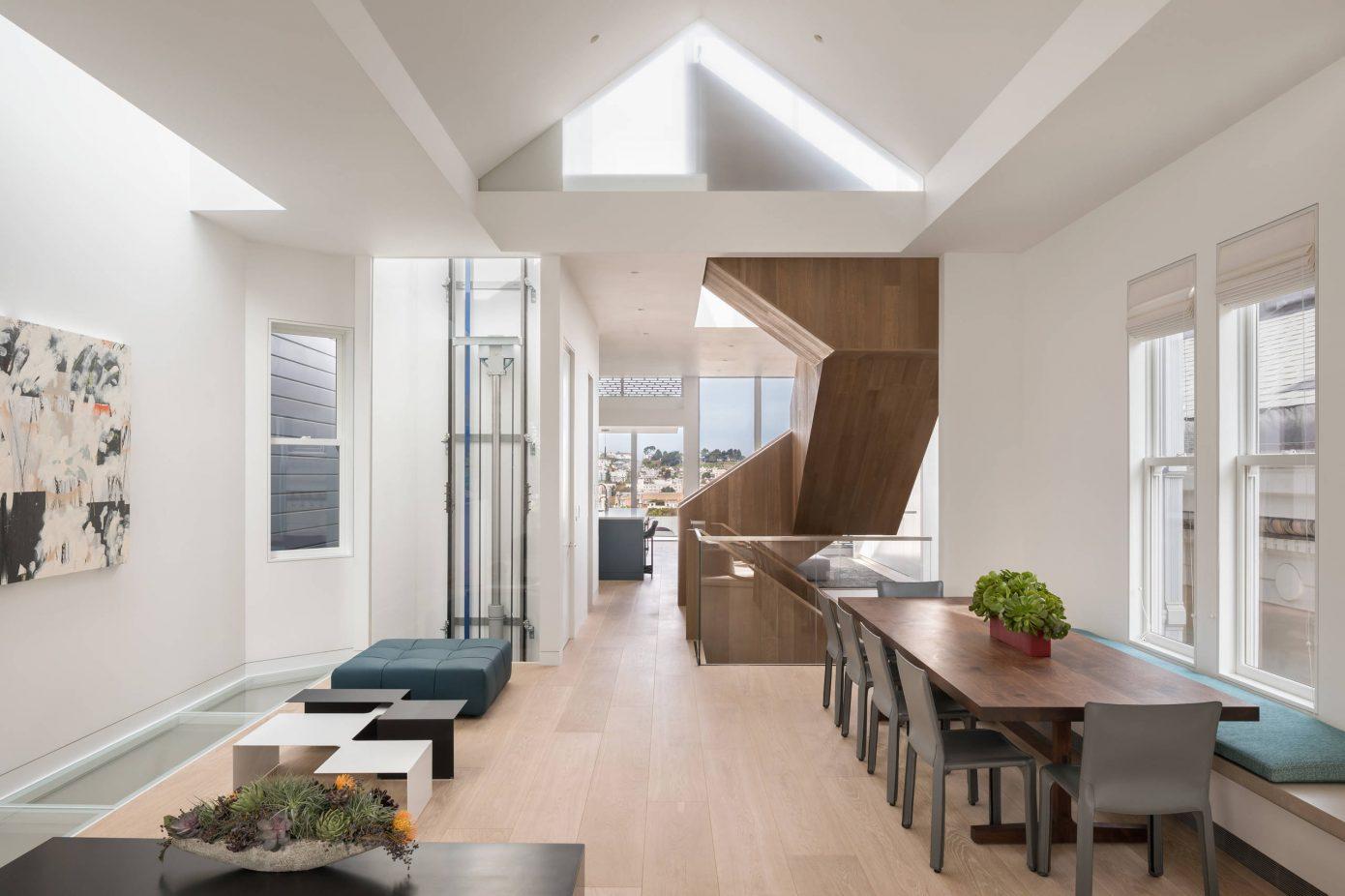 Alamo Square Residence by Hulburd Design | HomeAdore