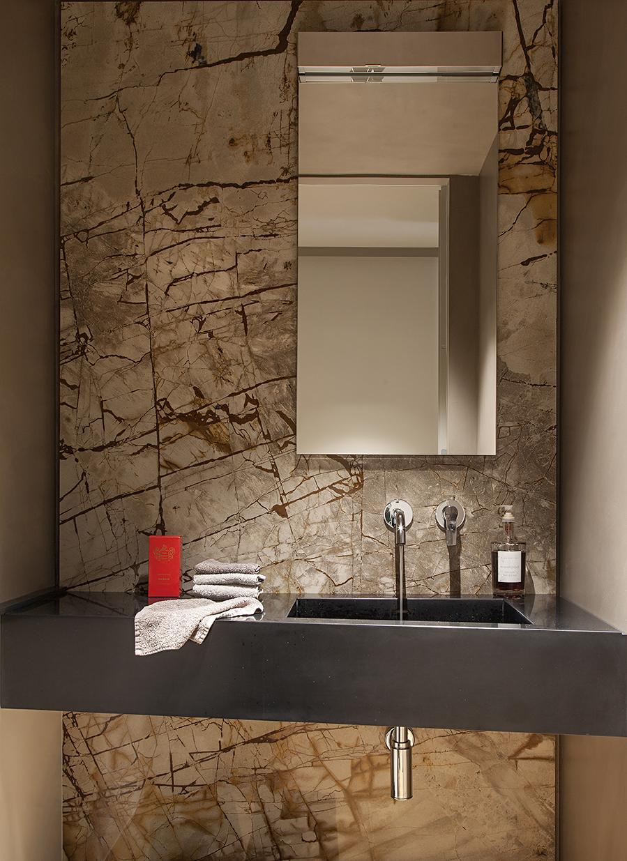 017 house brescia claudia pelizzari interior design - Interior design brescia ...