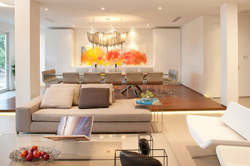 Modern Miami Home by DKOR Interiors