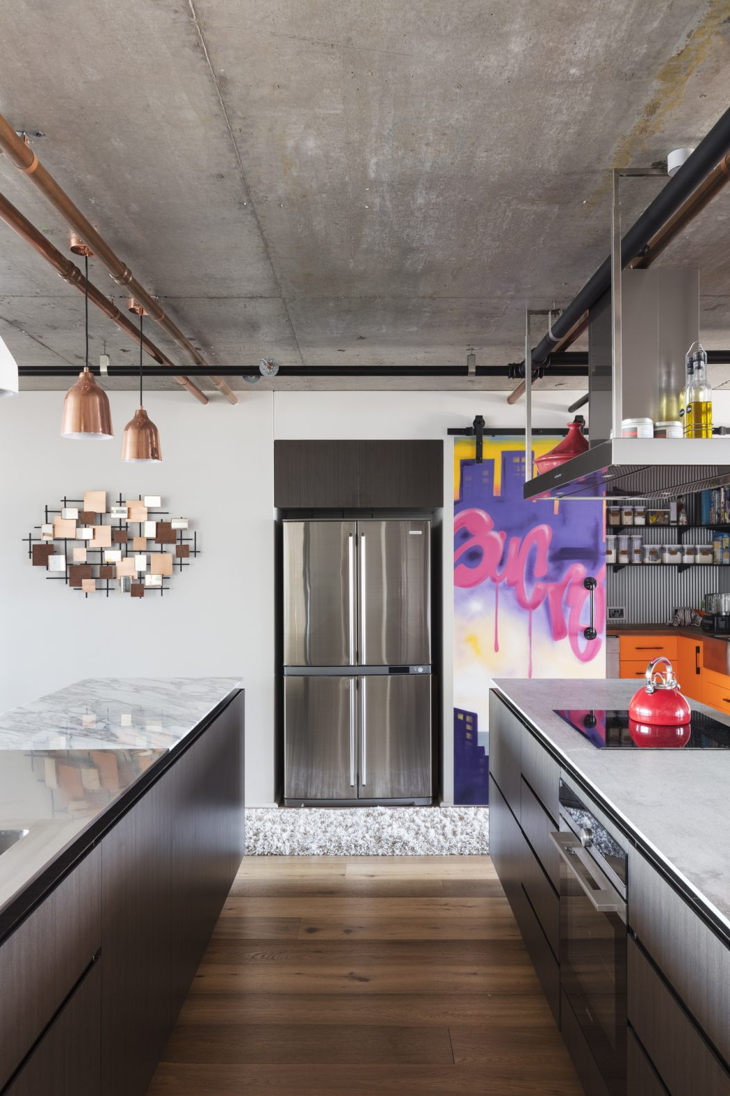 penthouse in sydneystukel stone | homeadore