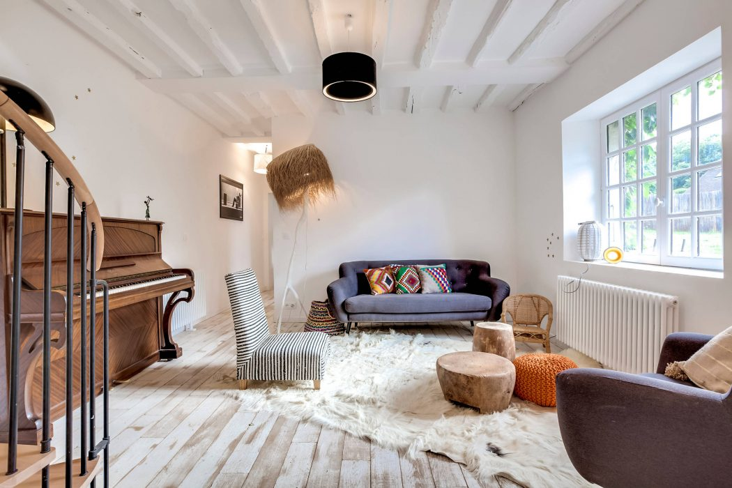 Home In Paris By Inside Rénovation & Décoration D'Intérieurs