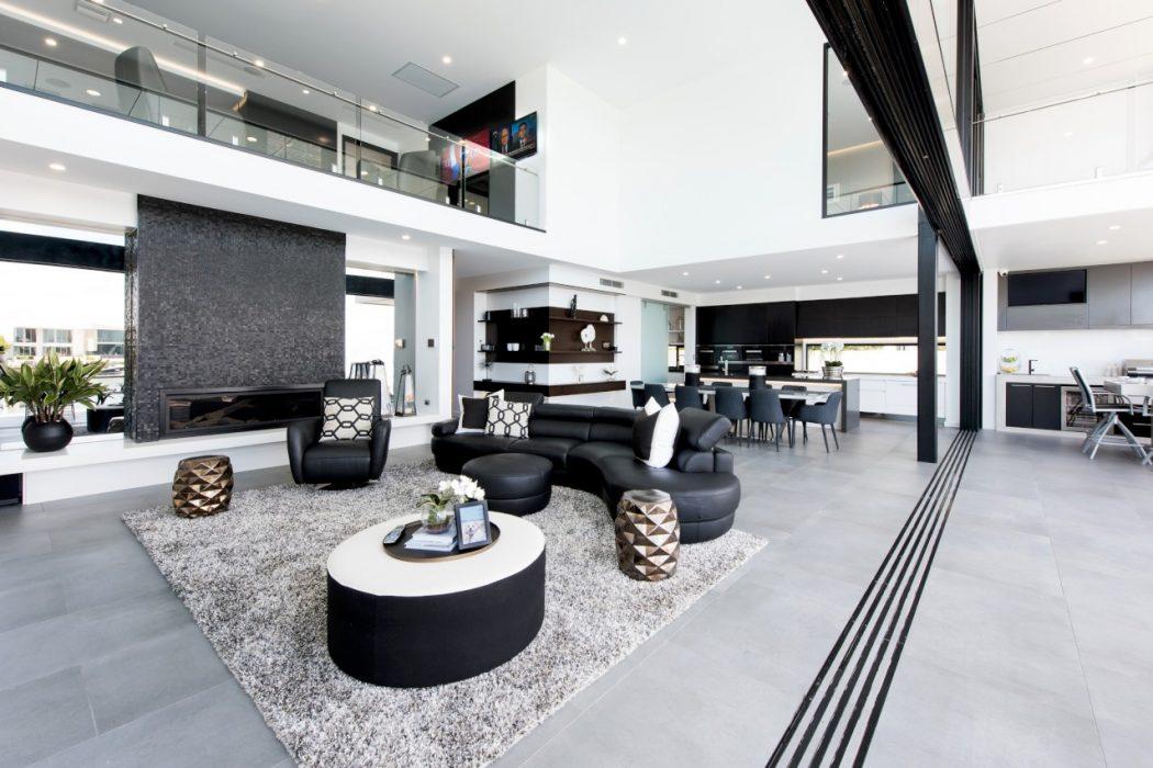 Podlich Residence by Robin Payne Building Design