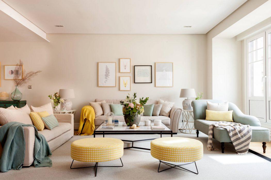 Inspiring Apartment by Natalia Zubizarreta Interiorismo