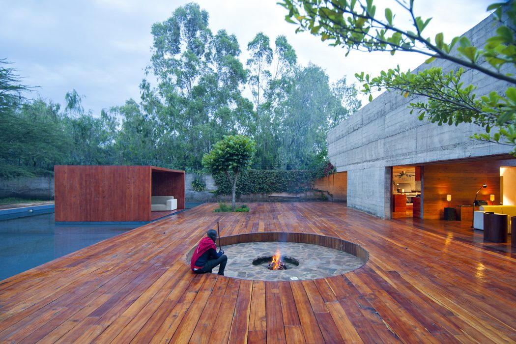 House in Nairobi by Alberto Morell Sixto