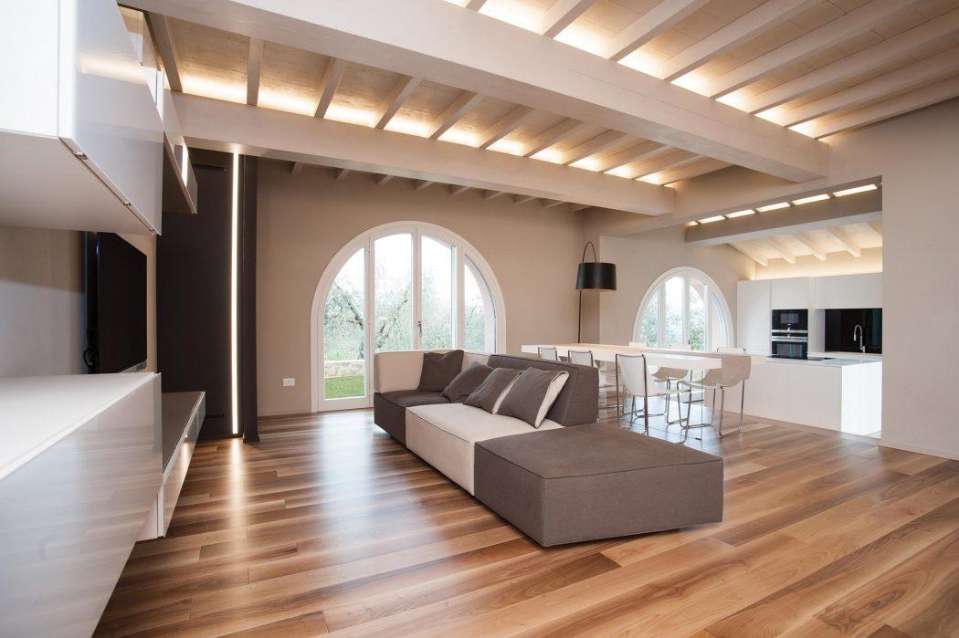 Balkendecke Modern: Palm beach bungalow modern h?user miami von jacki.