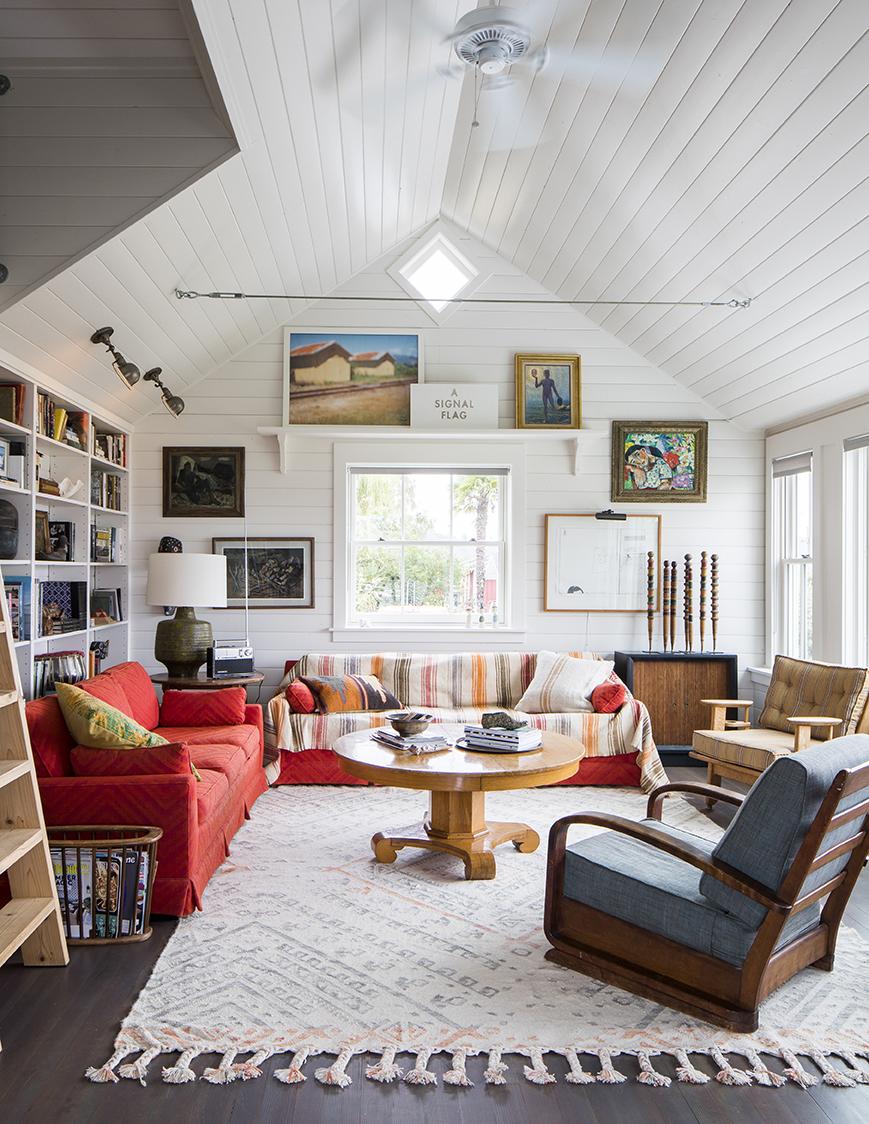 Maury Island Cabin by Hoedemaker Pfeiffer « HomeAdore