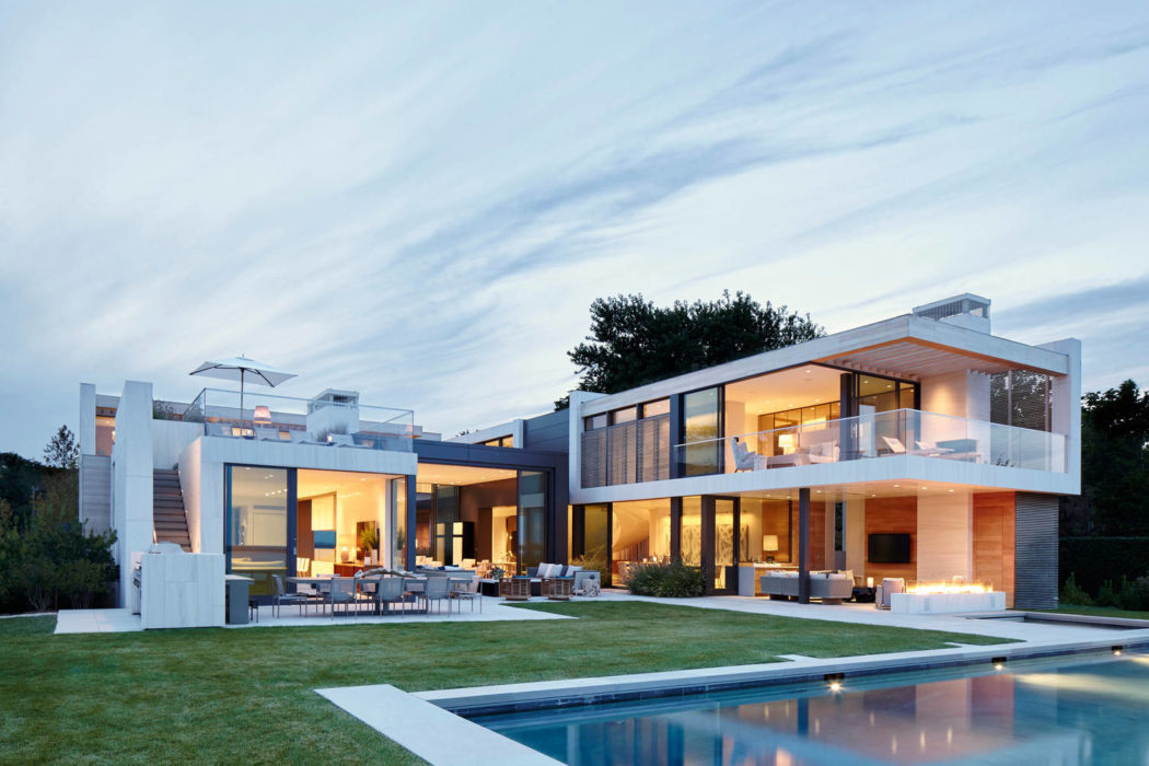 Ferry Road House by Blaze Makoid Architecture