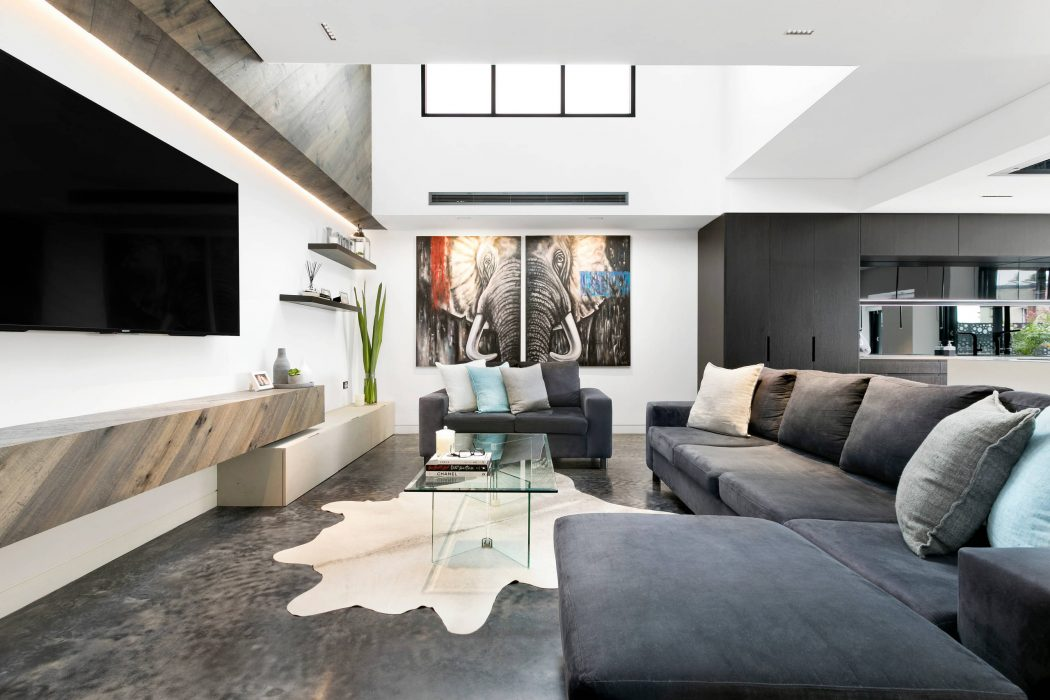 House in Chiswick by BASE