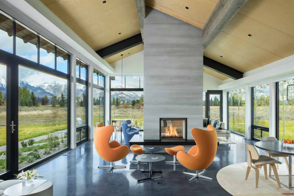 Residence in Jackson by Design Associates Architects