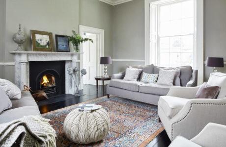 Georgian Home By Dublin Design Studio