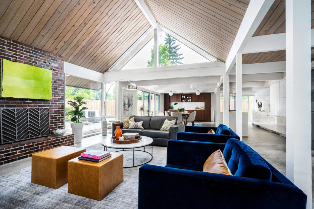 Midcentury Interior Design « HomeAdore
