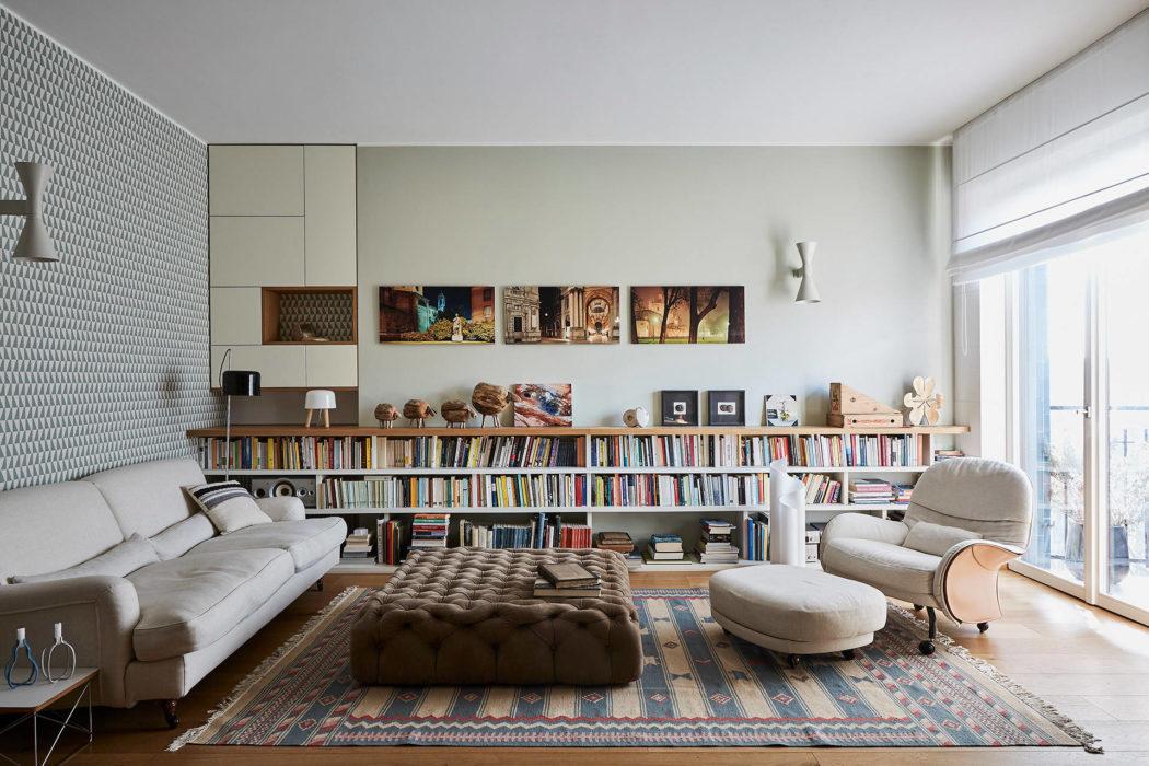 Private Apartment in Milano by Cecilia Avogadro