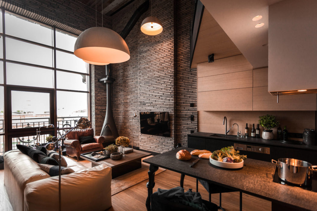 Manhattan Loft by INRE