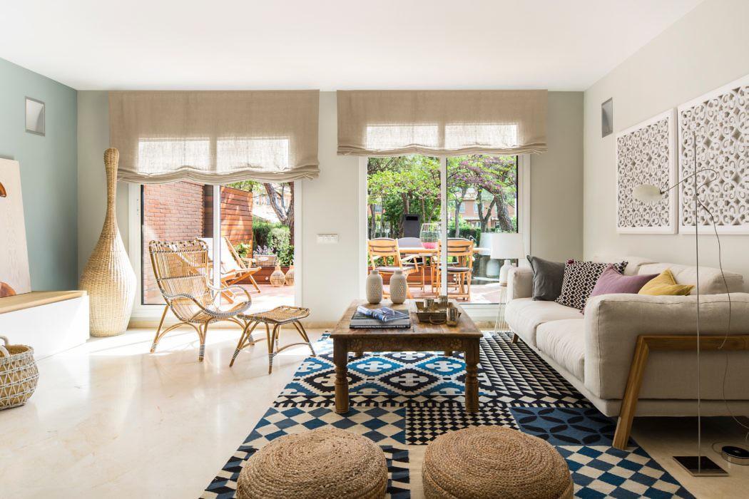 Beach style interior design homeadore - Meritxell ribe ...