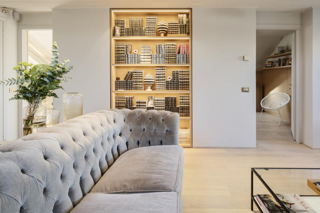 Apartment in Busto Arsizio by Archiplan