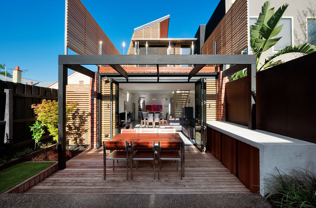 Sustainable terrace by green sheep collective homeadore fandeluxe Choice Image