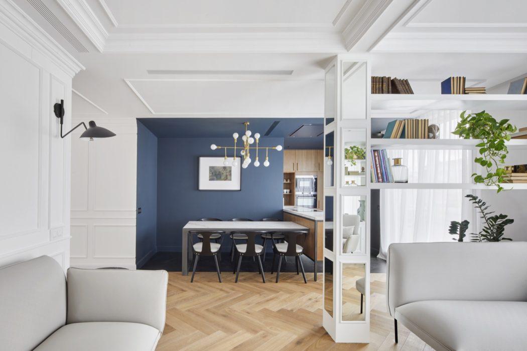 Aragón Apartment by Miriam Barrio Studio