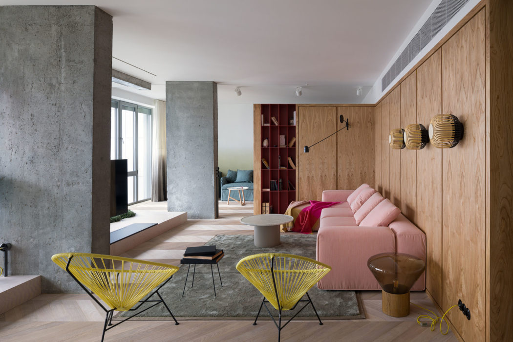 AFM Apartment by Olha Wood
