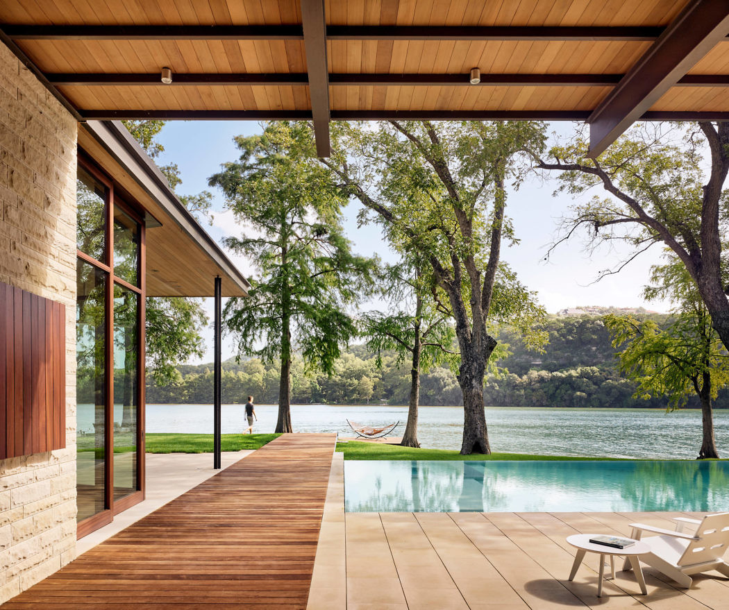 Lake Austin Residence by A Parallel Architecture | HomeAdore
