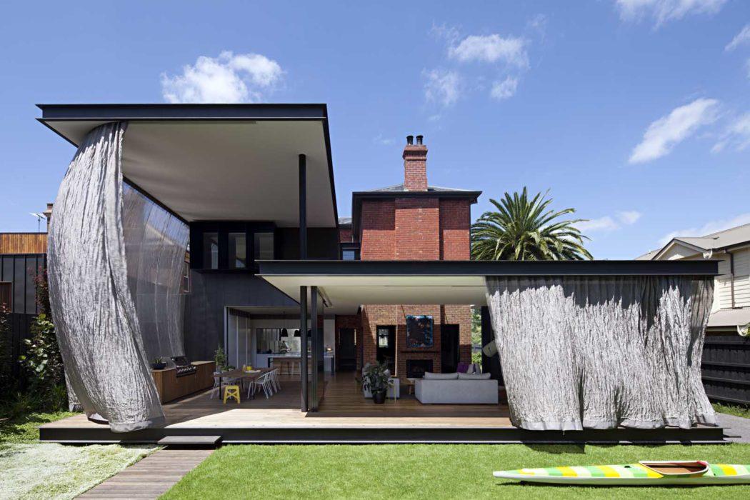 Hiro-En House by Matt Gibson A+D