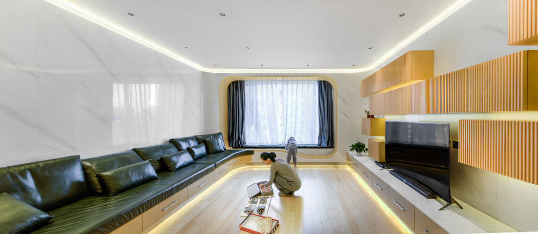 Wang's Residence by Atelier Alter - 1