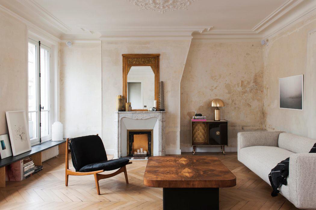 Apartment in Paris by Diego Delgado Elias