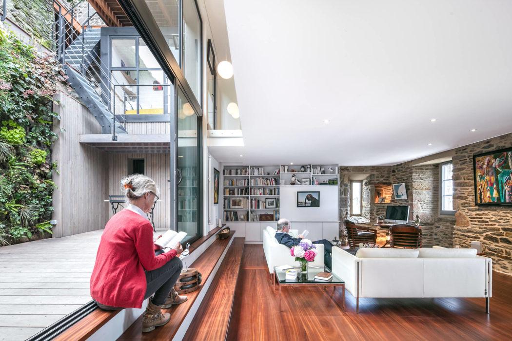 House Renovation by L'Atelier d'Ici