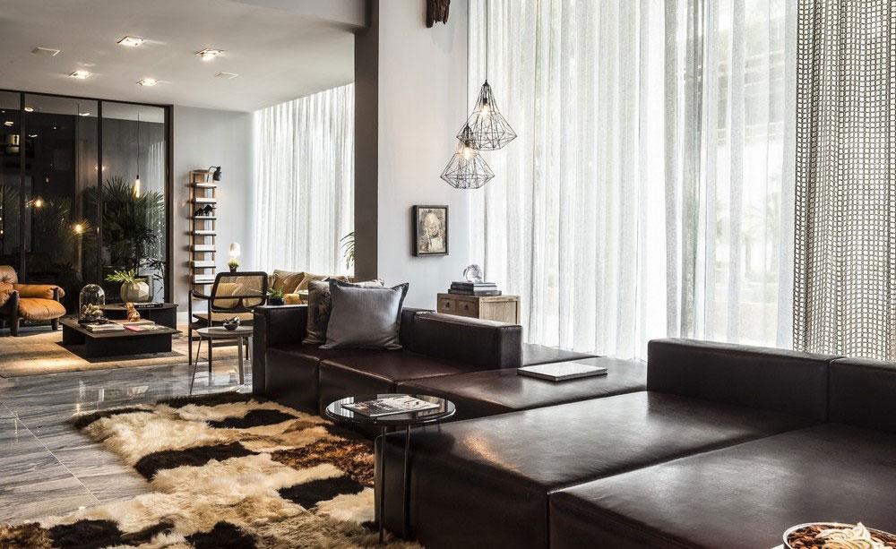 Loft 44 by CASAdesign Interiores
