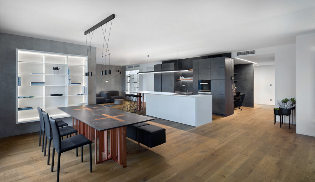 Marna Apartment By Oooox