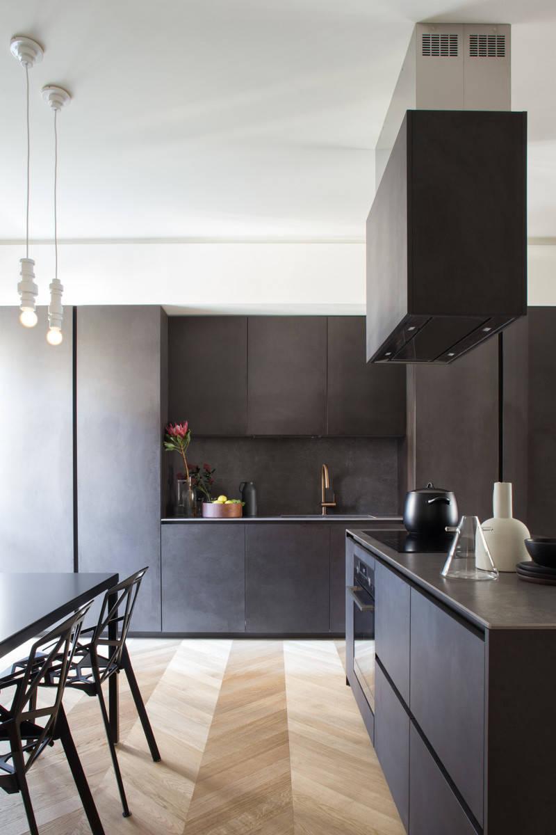 Isolare La Casa Basaluzzo black box by studio tenca & associati | homeadore
