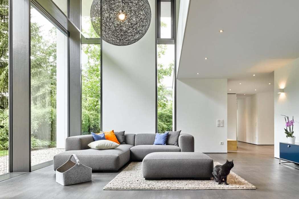Modern House by Dettling-Architekten