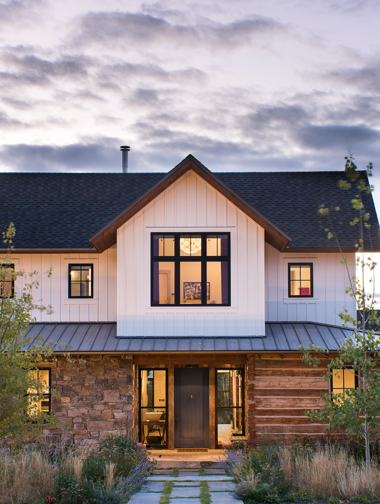 Bozeman Farmhouse By North Fork Builders Homeadore