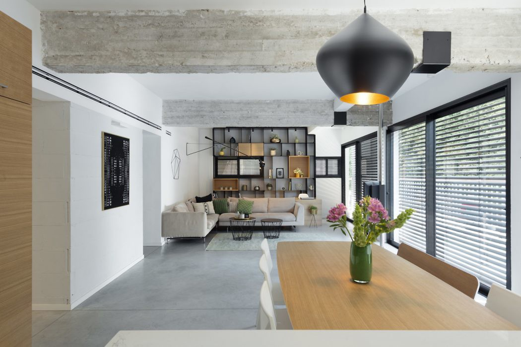 Apartment in Tel Aviv by Mickey Ben-Gan