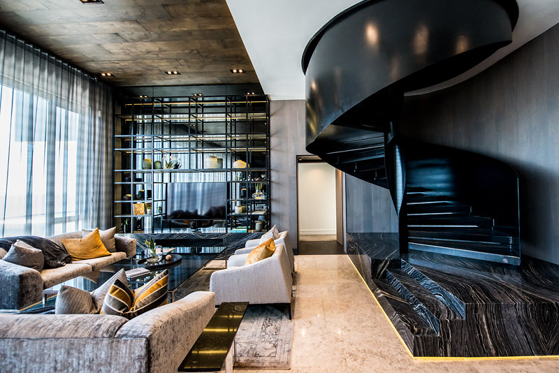 The Fairmont Penthouse by Inhouse
