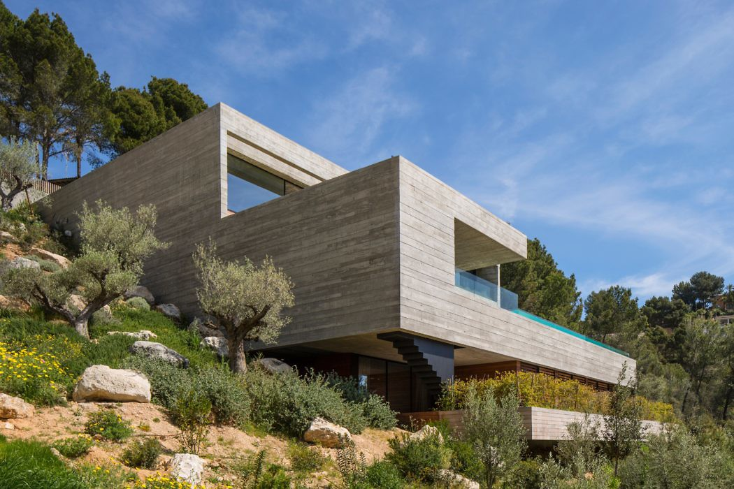 Villa Boscana by OLARQ – Osvaldo Luppi Architects
