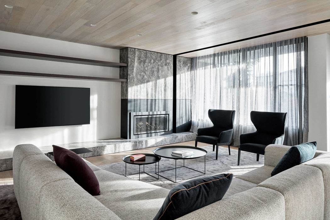 House in Kew by Seidler Group
