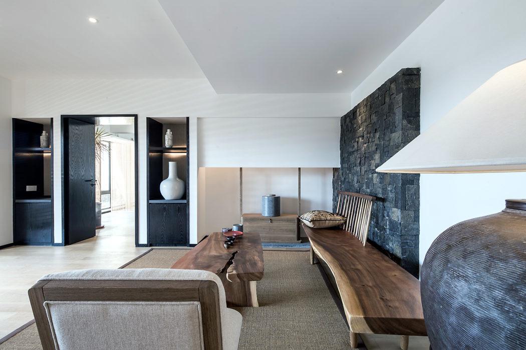 Tea House Design by G&S Design « HomeAdore on tea house floor plans, shed home designs, grain silo home designs,