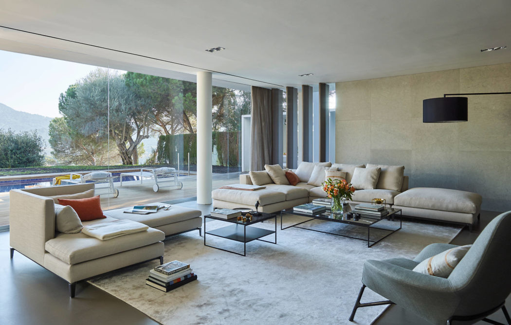 Inspiring Residence by YLAB Arquitectos Barcelona