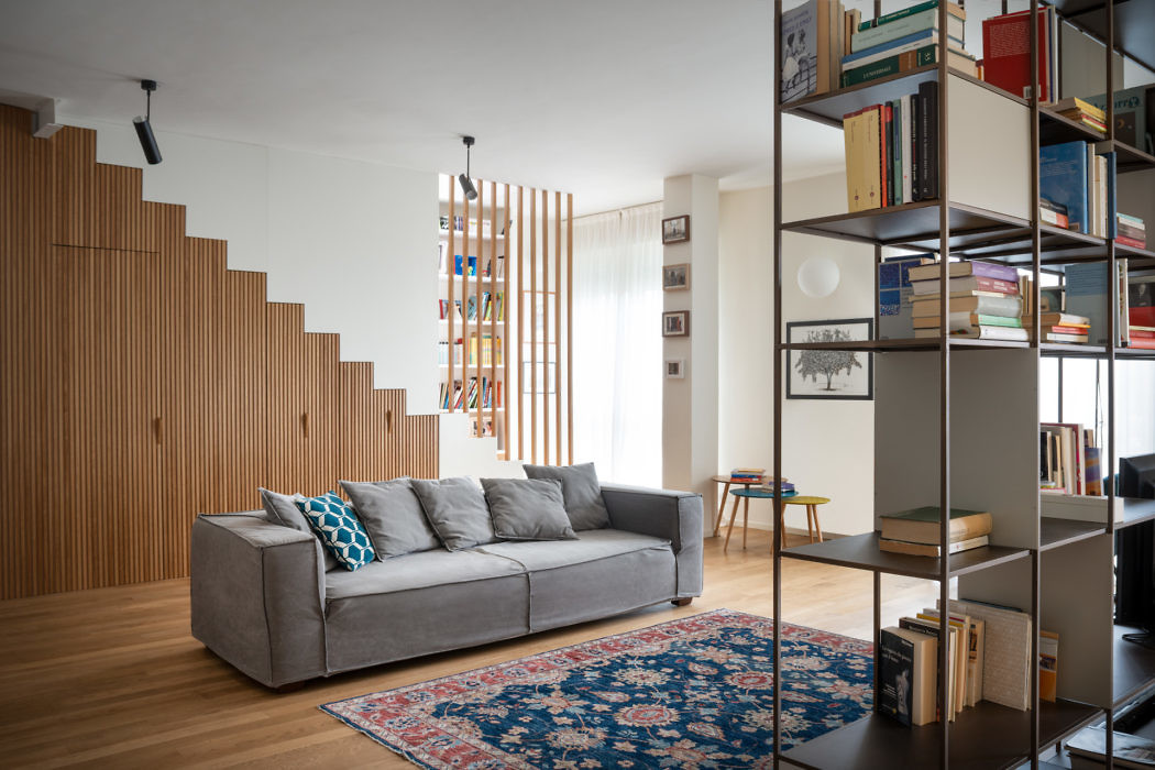 Apartment in Milan by Disegnoinopera
