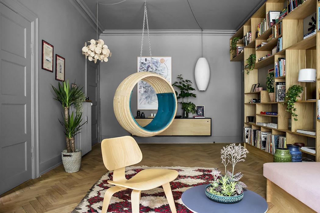 Frederiksberg Apartment by RUM4 // Kristian Lillelund